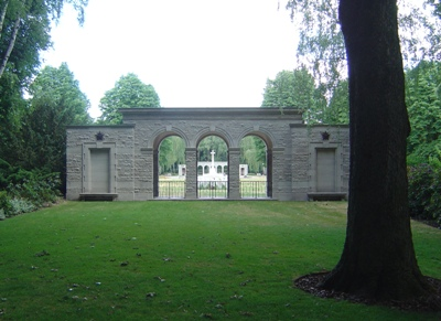 Commonwealth War Cemetery Berlin