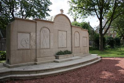 Monument Joodse Dankbaarheid