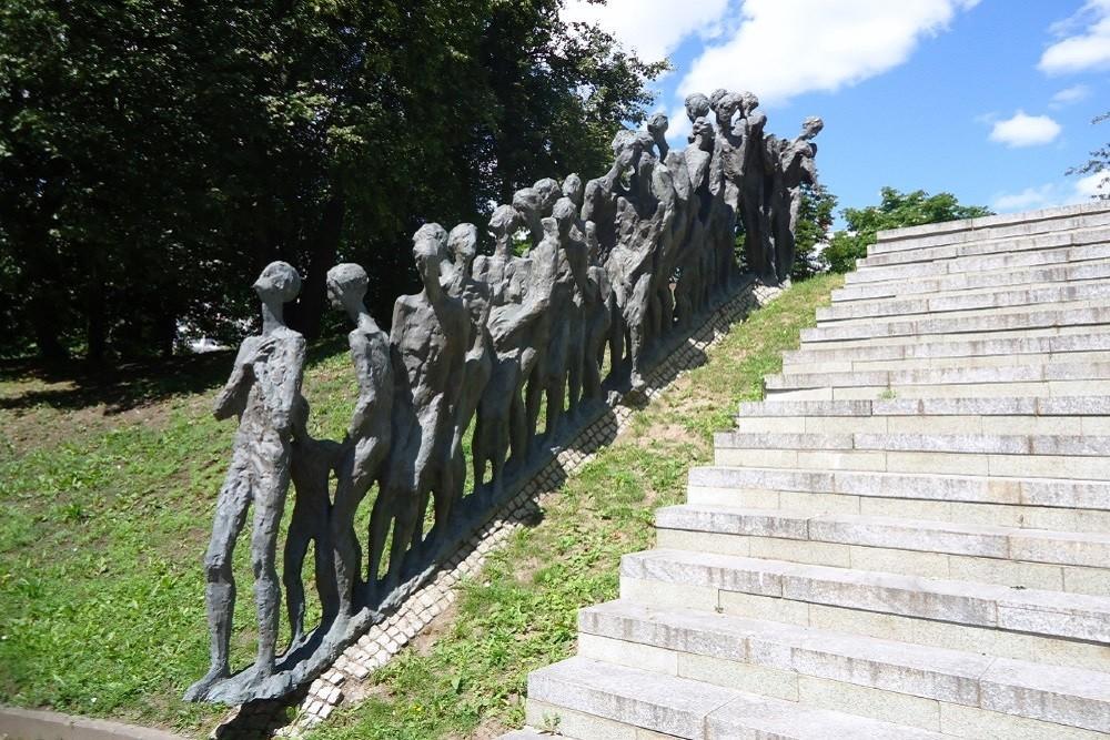 Voormalige Executieplaats Minsk