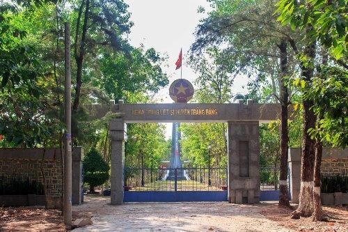 Militaire Begraafplaats Trang Bang