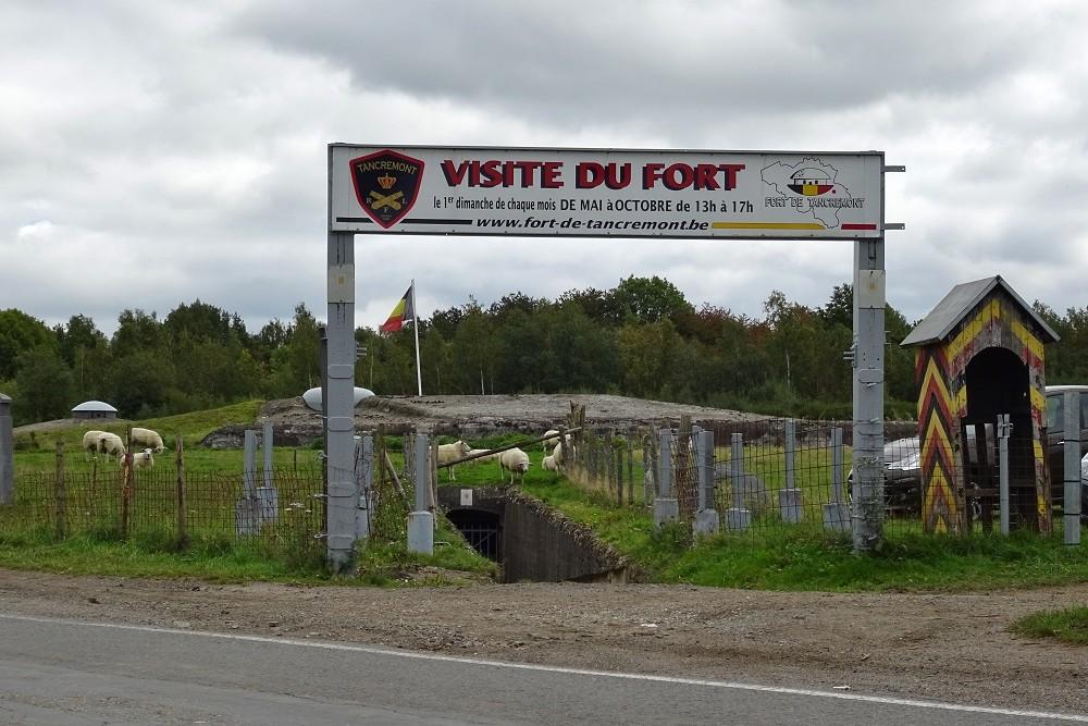 Versterkte Positie Luik - Fort de Tancrémont-Pepinster