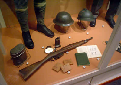 Historische Collectie Korps Nationale Reserve