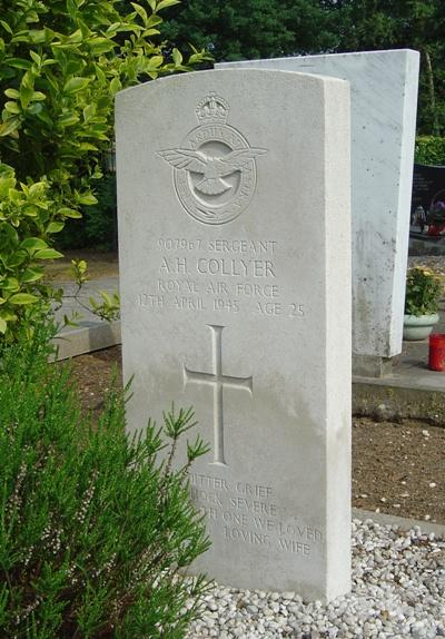 Oorlogsgraven van het Gemenebest Rooms Katholieke Begraafplaats Grave