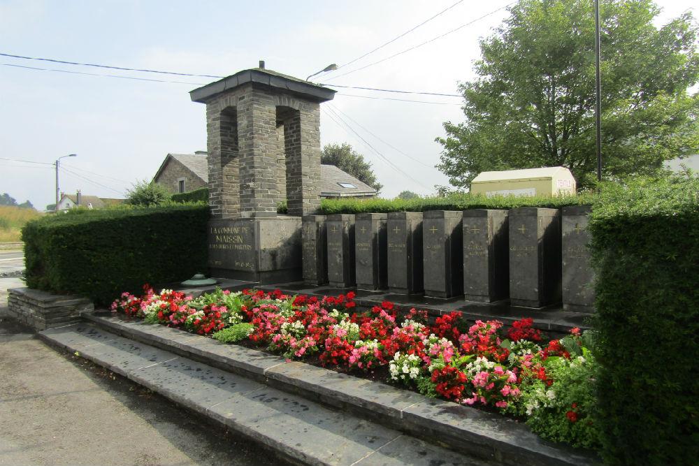 War Memorial Maissin