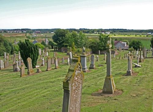 Oorlogsgraven van het Gemenebest Barry Parish Churchyard