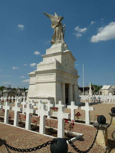 Franse Oorlogsgraven Angoulême