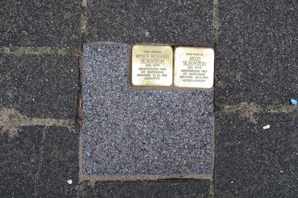 Stumbling Stones Wiekstraat 15
