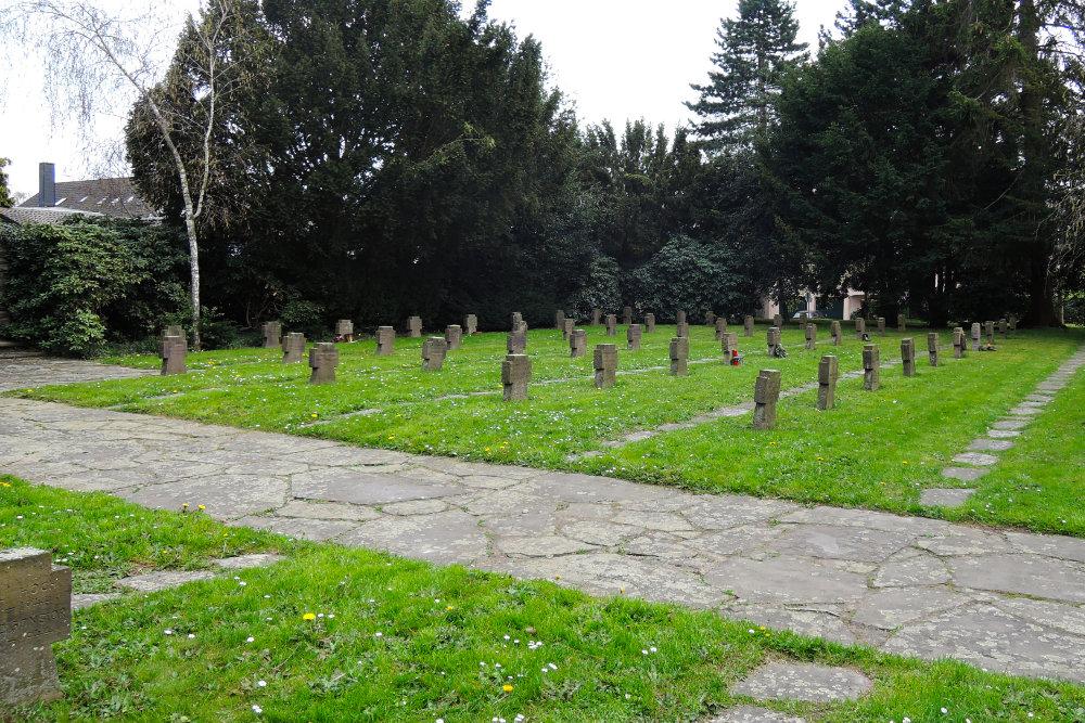 Oorlogsgraven Hehlrath