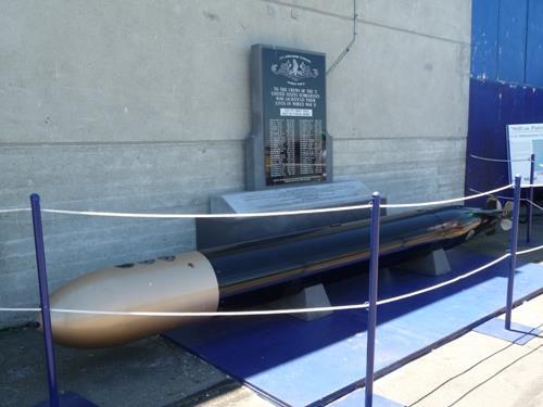 Onderzeebootmonument San Francisco