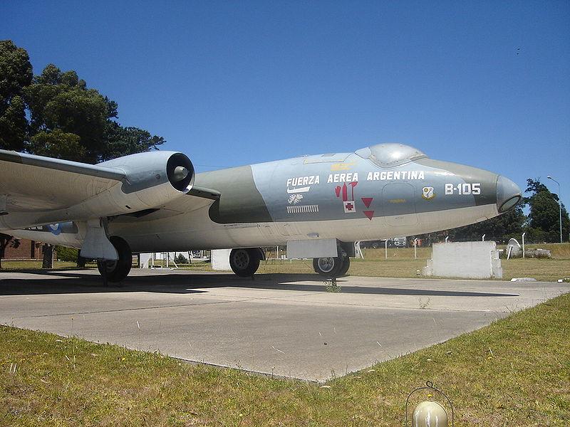 Canberra B.62 B-105