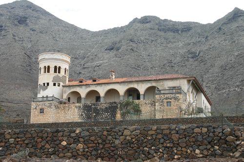 Nazi Villa Winter Fuerteventura Cofete Tracesofwar Com