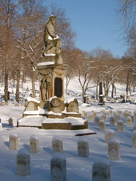 Amerikaanse Oorlogsgraven Allegheny Cemetery
