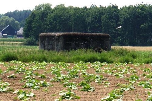 KW-Linie - Bunker H1 bis