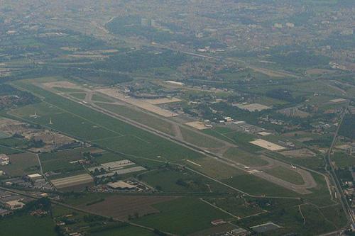 Luchthaven Bologna