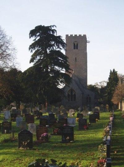 Oorlogsgraven van het Gemenebest St. Thomas of Canterbury Churchyard