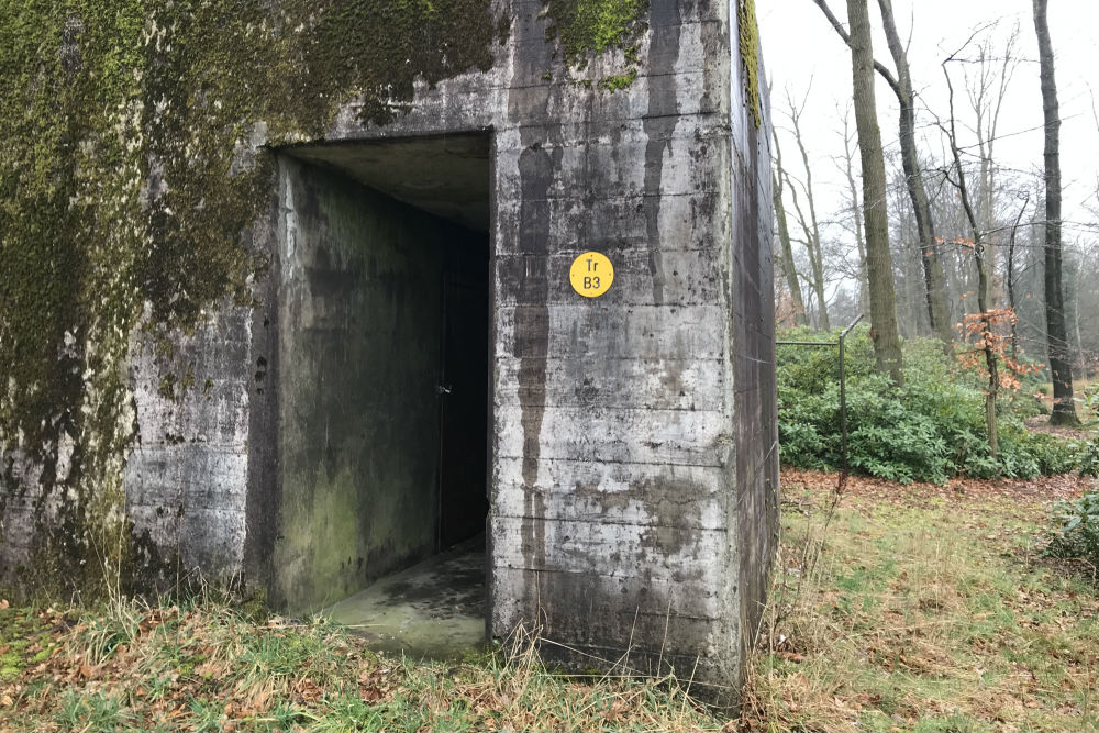 Bunker Landingsbaan Vliegveld Twente