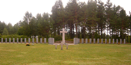 German War Cemetery Mlawka