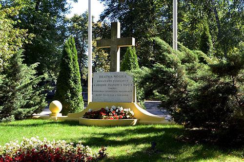 Poolse Oorlogsgraven 1920