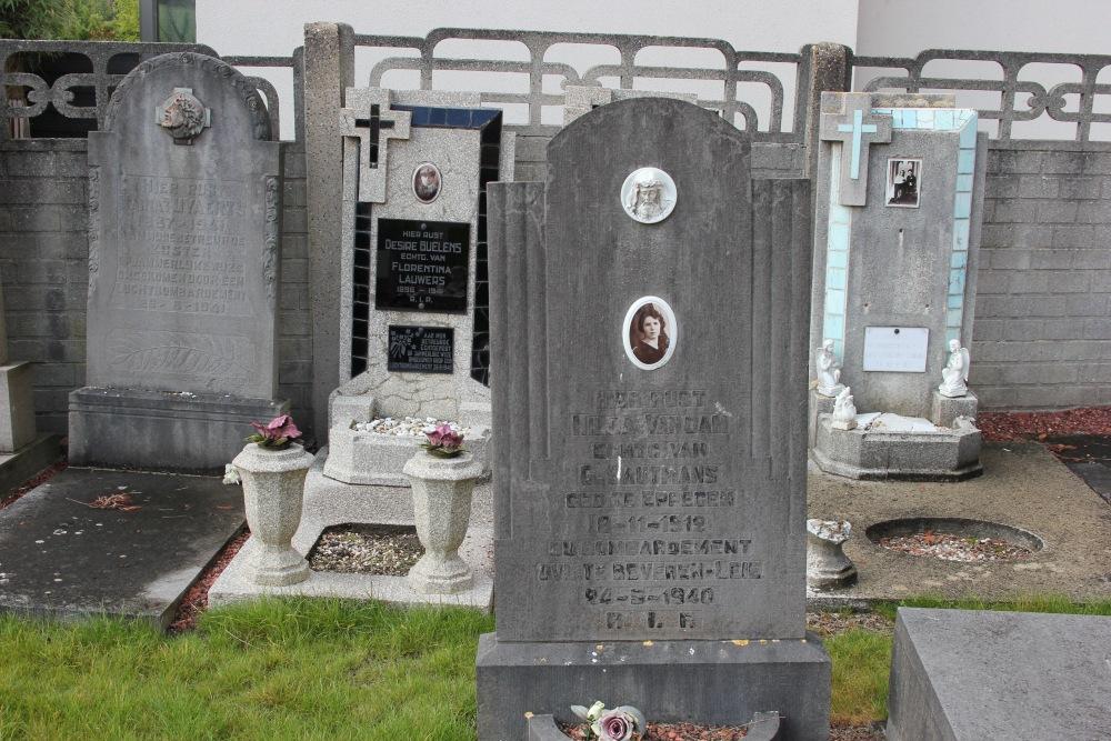 Belgian War Graves Eppegem