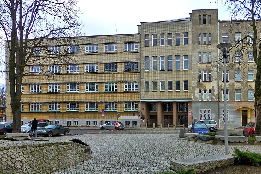 Former Headquarters Gestapo Lodz Section