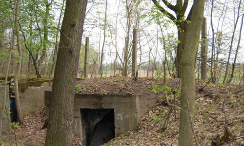 Festung Breslau - Infanterie Stutzpunkt 4 (I.St.-4)
