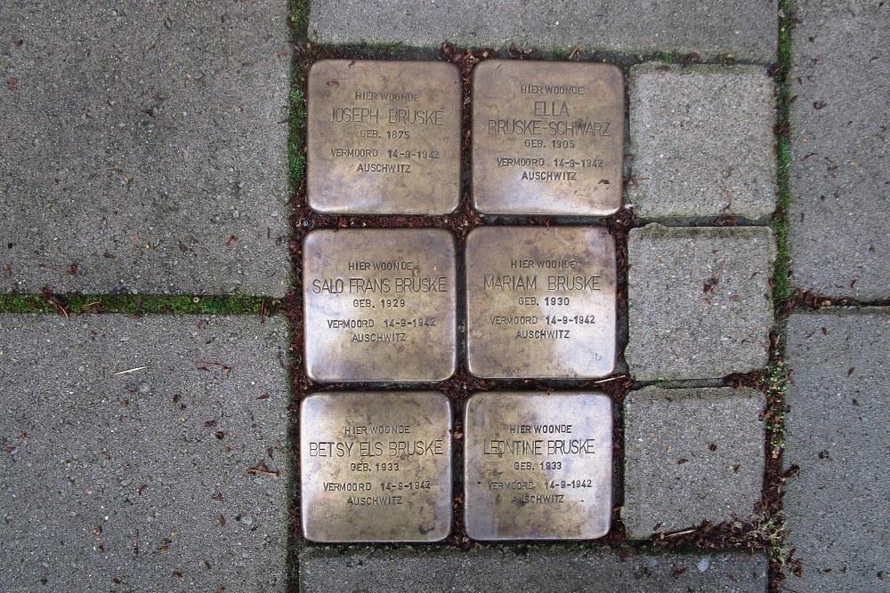 Remembrance Stones Concertgebouwplein 21