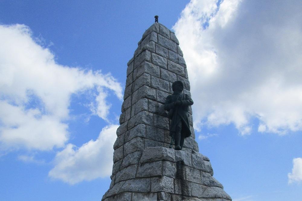 Monument Diables Bleus Grand Ballon