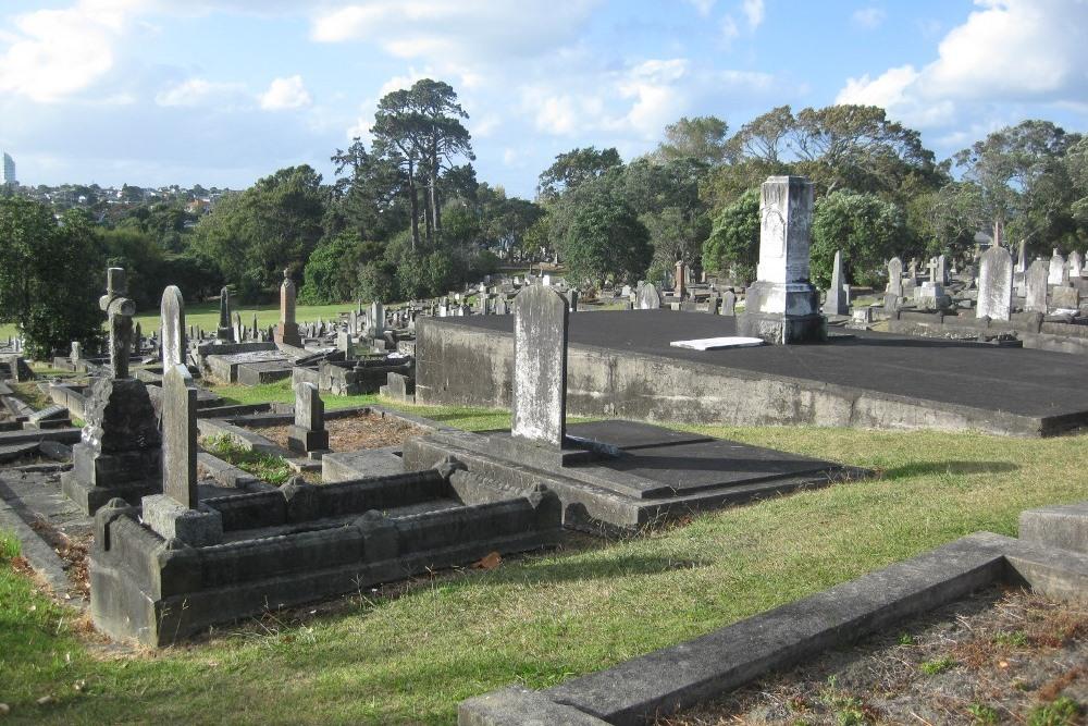 Oorlogsgraven van het Gemenebest O'Neill's Point Cemetery