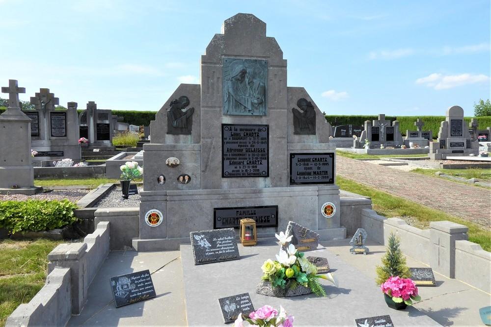 Belgische Graven Oud-strijders Bougnimont
