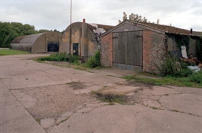 Restanten RAF North Creake