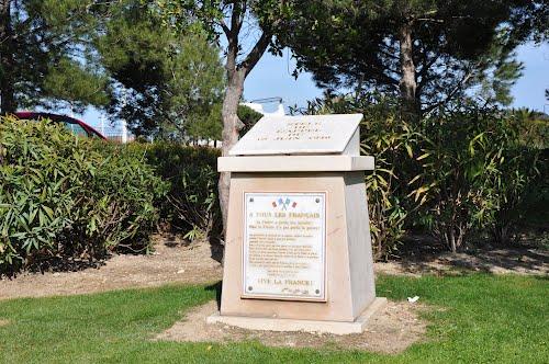 Memorial 'Appel du 18 Juin 1940'