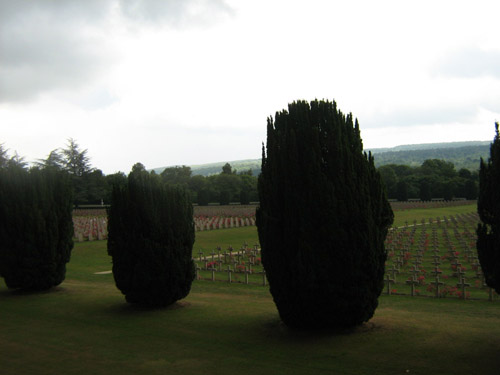 French War Cemetery Douaumont