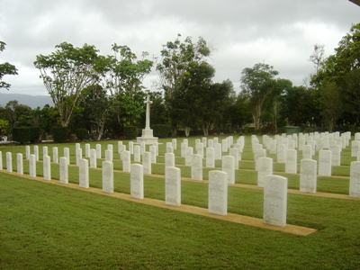 Commonwealth War Cemetery Atherton