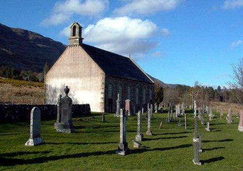 Commonwealth War Graves Applecross Parish Churchyard