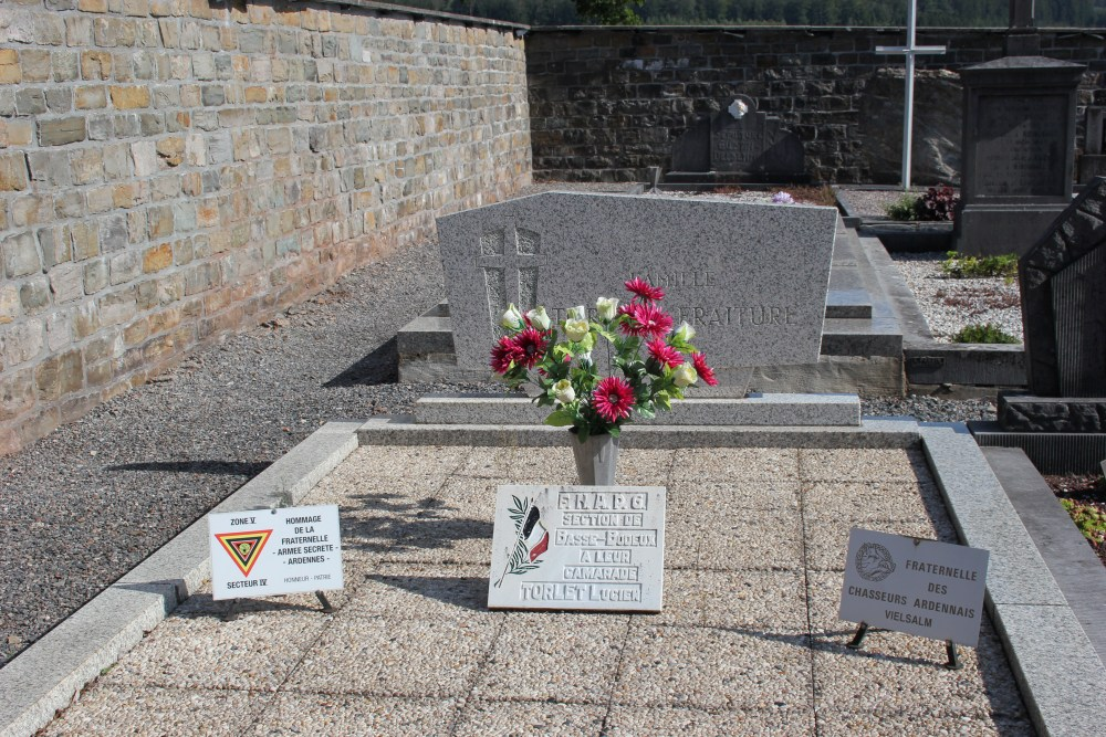 Veteran War Graves Basse-Bodeux