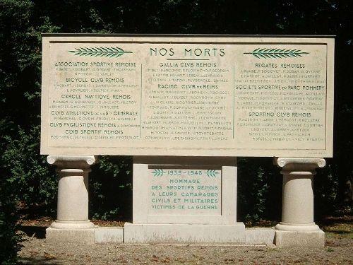 War Memorial Parc Pommery