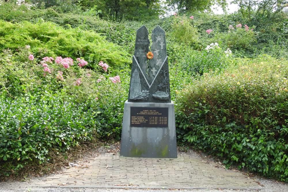 Indië-Monument Gorinchem