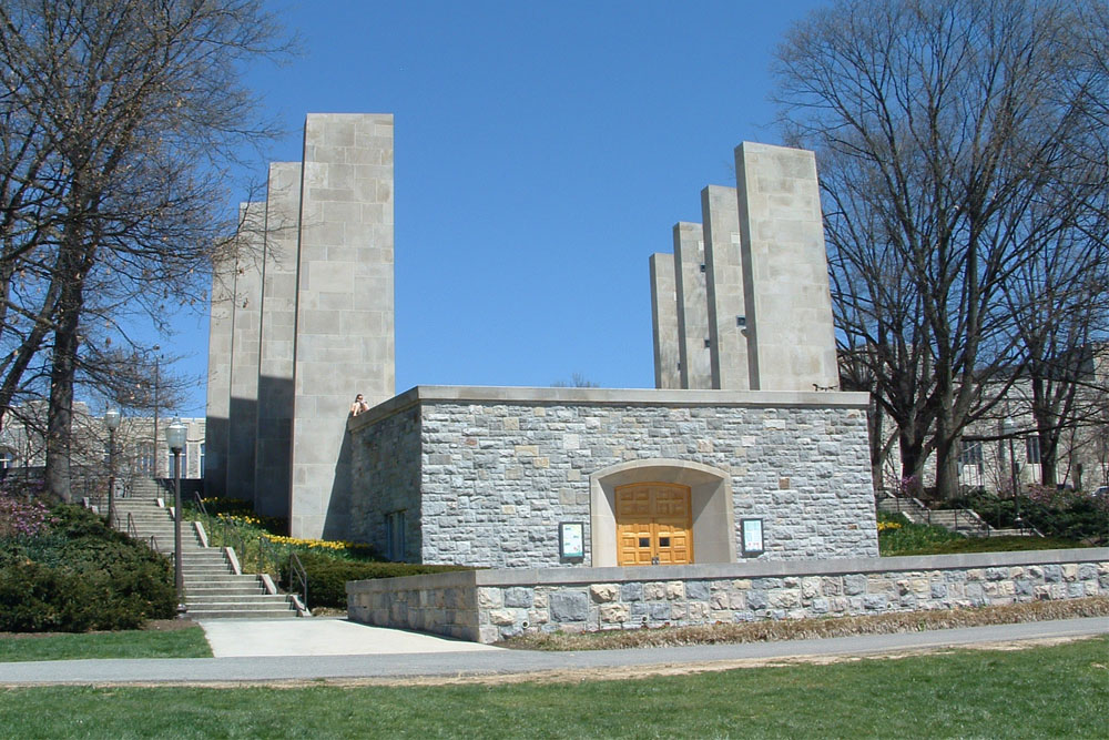 Virginia Tech War Memorial & War Chapel
