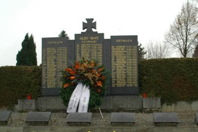 War Memorial and German War Graves Dühren