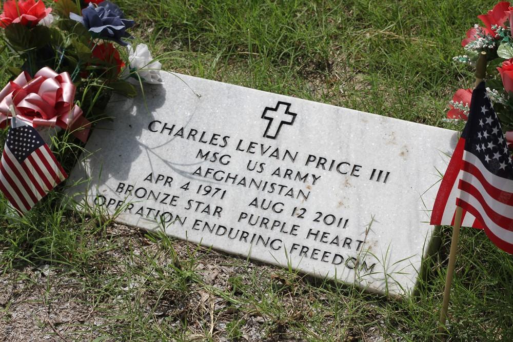Amerikaans Oorlogsgraf Cameron Rest Cemetery