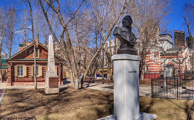 Bust of Mikhail Kutuzov