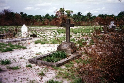 Commonwealth War Grave Bonthe
