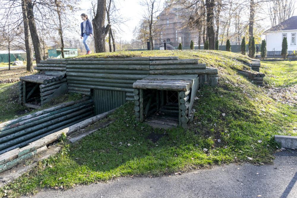 Soviet Bunker Vladikavkaz