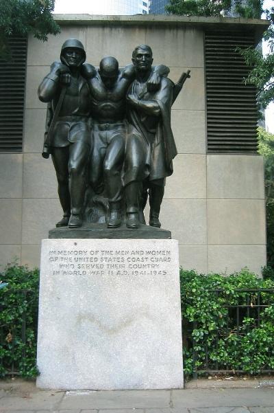 Monument Kustwacht