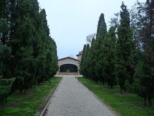 Cemetery Italian POW-camp Rushworth
