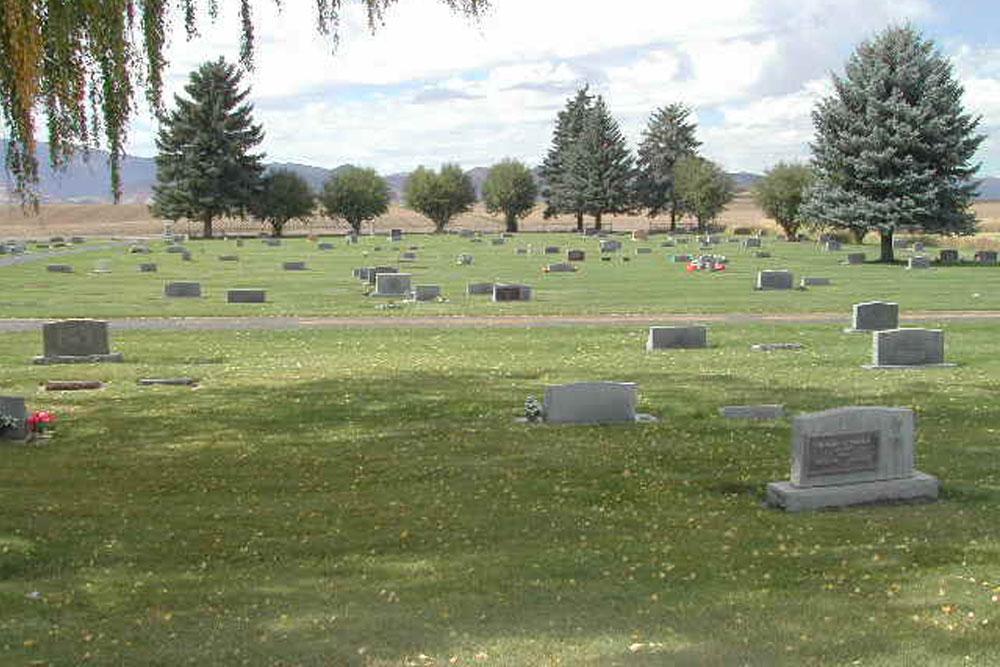 American War Grave Grace Cemetery
