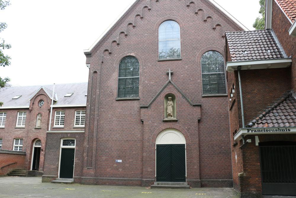 Capuchin Monastery & Memorial Stone Den Bosch