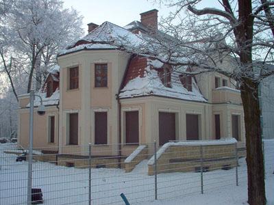 Former Villa & Bunker Gauleiter Bracht