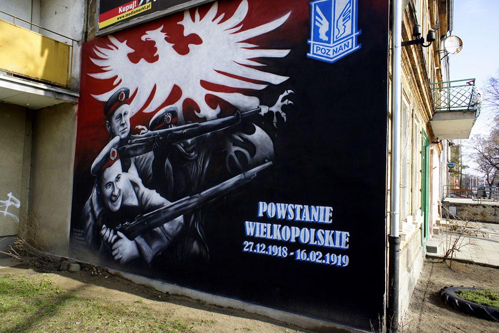 Mural Wielkopolska Uprising