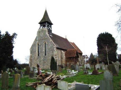 Oorlogsgraven van het Gemenebest St. Catherine Churchyard